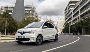 Renault Twingo Electric, o automóvel elétrico mais acessível do mercado