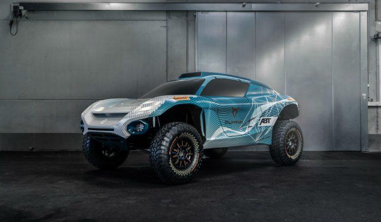 CUPRA é a primeira marca automóvel a participar no Extreme E