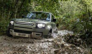 Jaguar Land Rover vai usar tecnologia aeroespacial