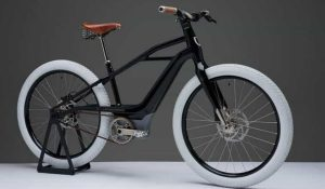 Serial 1, a primeira bicicleta elétrica da Harley-Davidson