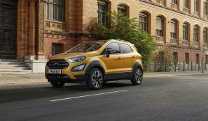 Ford EcoSport Active, o modelo que quer levar as aventuras ao próximo nível