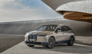 BMW iX tem tecnologia 5G e não estamos a falar de um smartphone