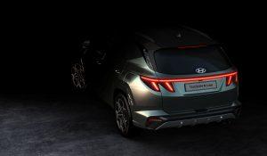 Hyundai revela primeiras imagens do novo Tucson N Line