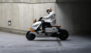 Definition CE 04, a scooter com que a BMW quer conquistar o futuro