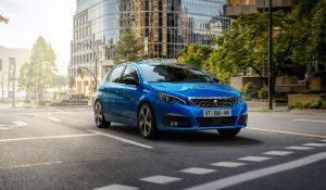 Nova gama Peugeot 308 já está em Portugal