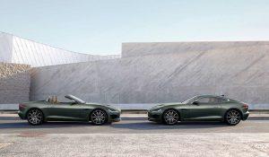 Novo Jaguar F-Type Heritage 60 Edition presta homenagem às bodas de diamante do lendário E-Type