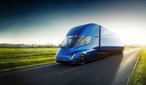 O camião futurista da Tesla está mais perto de ver a luz do dia