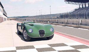 O clássico Jaguar C-Type está de regresso em edição limitada