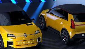 Renault 5 vai regressar em versão elétrica e com linhas futuristas
