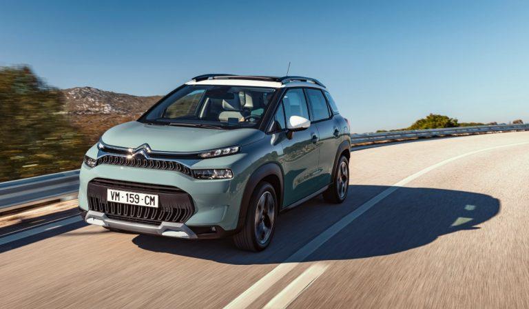 Citroën C3 Aircross, o SUV citadino que está preparado para o lazer