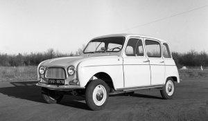 Renault 4L, um ícone da marca que comemora o 60º aniversário em 2021