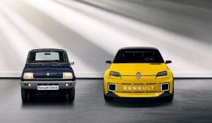 "Renault 5 Prototype, o mítico ""piscar de olhos"" das óticas"