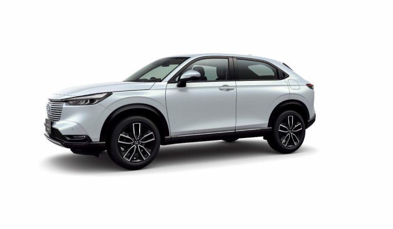 Honda HR-V Hybrid, o SUV com design compacto inspirado no formato coupé