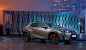 Lexus lança versão especial do seu crossover mais vendido