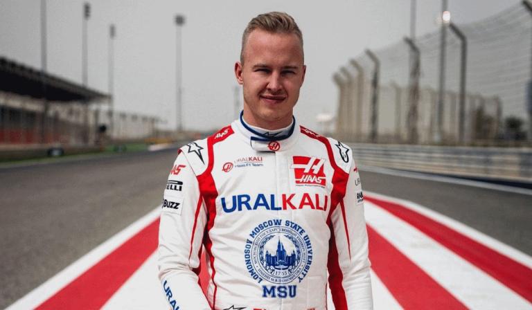Nikita Mazepin ganha título que nenhum piloto da Fórmula 1 quer ter