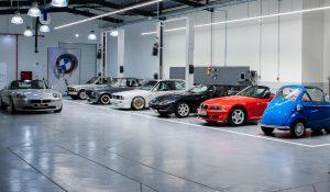 BMW Classic é um espaço único em Portugal e raro no mundo