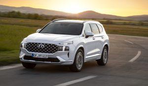 Novo HyundaiSanta Fé chega a Portugal com novas motorizações e design mais arrojado