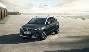 Novo Seat Arona surge com visual mais imponente e design interior redesenhado