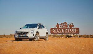 Hyundai Nexo bate recorde mundial de maior distância percorrida