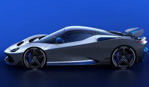 """Pininfarina Battista, a """"besta"""" italiana que tem 1900 cvs e é totalmente elétrico"""