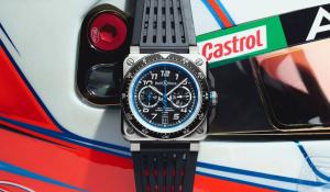 Bell & Ross cria relógio de luxo que se inspira na F1 e presta homenagem à Alpine Race Team