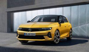 Novo Opel Astra: confiante, eletrificado e eficiente