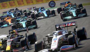 Bata os 300 km/h no circuito de Portimão no novo F1 2021