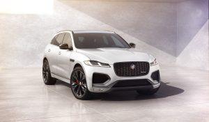 Jaguar F-Pace estreia o modelo R-Dynamic Black com tecnologia melhorada