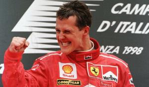 Vida de Michael Schumacher transformada em documentário da Netflix