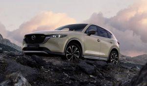Mazda CX-5 aponta a 2022 com mais tecnologia e novas versões